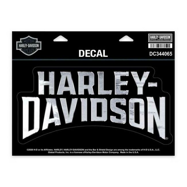 Picture of Insignia Bold H-D Decal