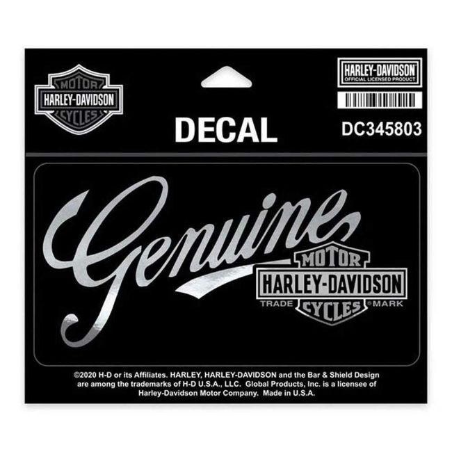 Picture of Premium Genuine B&S Decal