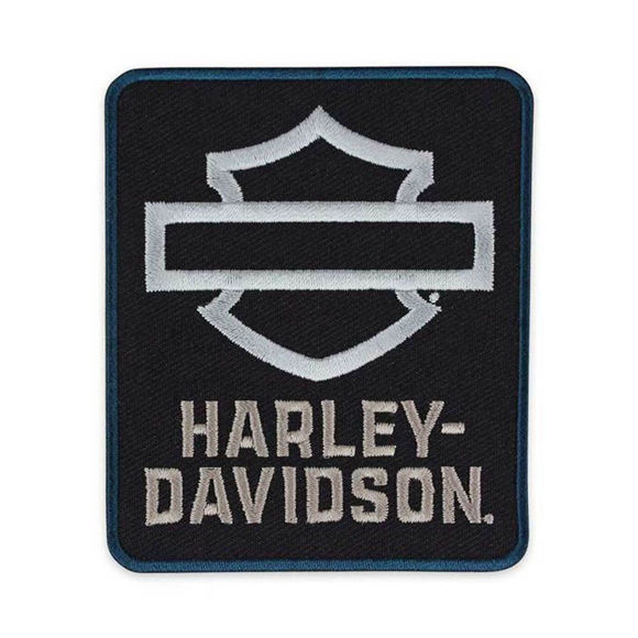 Picture of Insignia Embroidered B&S Emblem Patch
