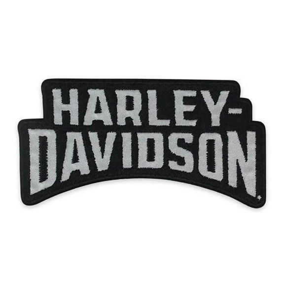 Picture of Reflective Insignia H-D Woven Emblem Patch