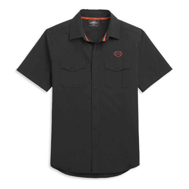 Picture of Men's Performance Shirt with Wicking