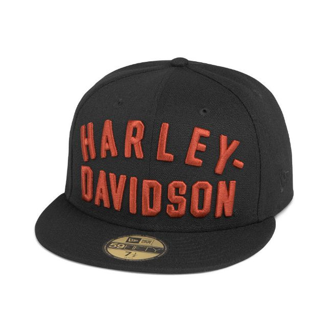 Picture of The Harley-Davidson Arched Logo 59FIFTY Cap