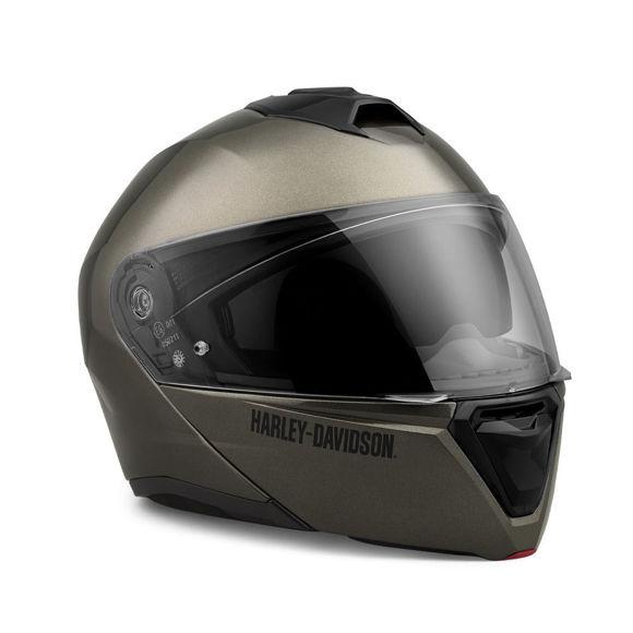 Picture of Capstone Sun Shield II Modular Helmet - Gauntlet Grey