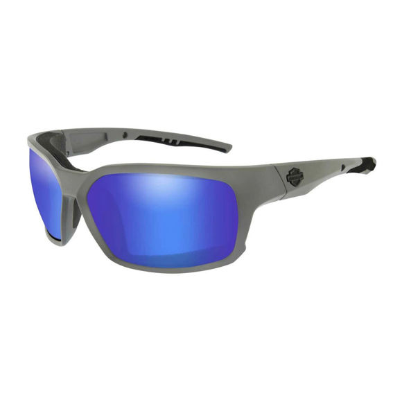 Picture of Wiley X COGS Sunglasses - Blue Mirror Lenses