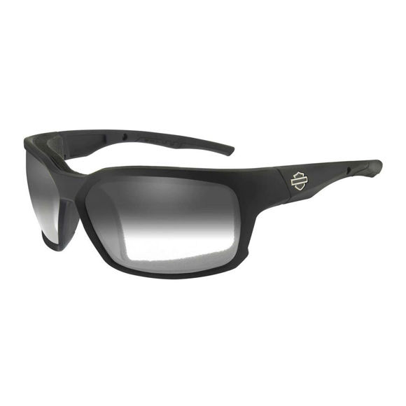 Picture of Wiley X COGS Sunglasses - Light Adjusting Smoke Lenses