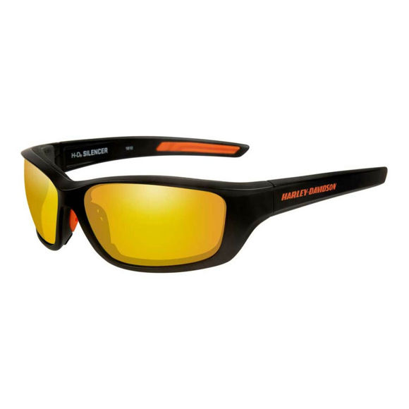 Picture of Wiley X Silencer Sunglasses - Orange Lens