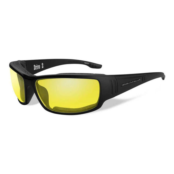 Picture of Wiley X Drive2 Sunglasses - Yellow Lens