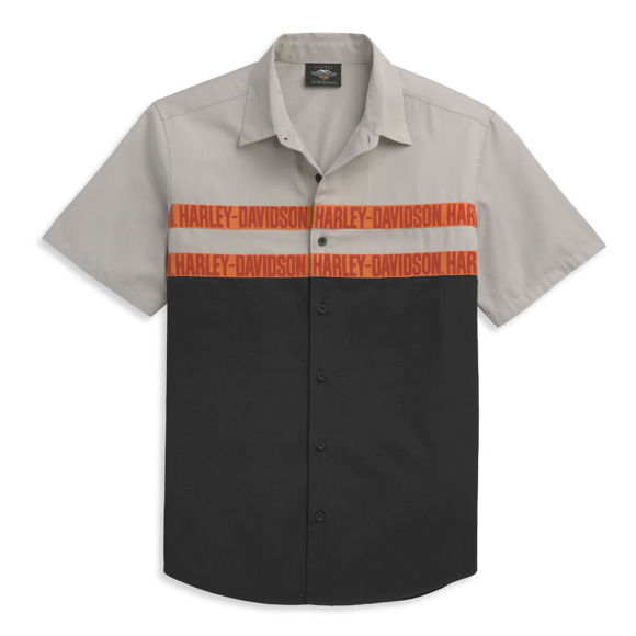 Picture of Men's Logo One Pocket Shirt