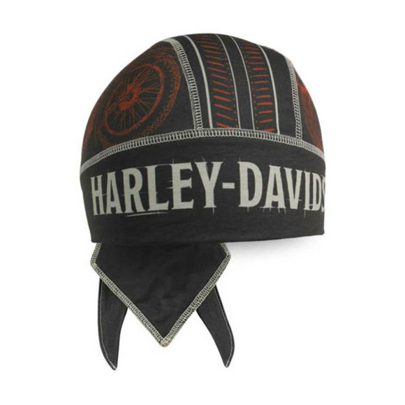 Picture of Men's Timeline H-D Polyester Headwrap
