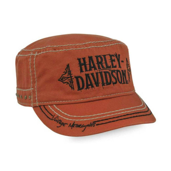 Picture of Women's Timeline Studded Adjustable Painters Cap