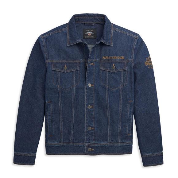Picture of Men's HD Denim Jacket
