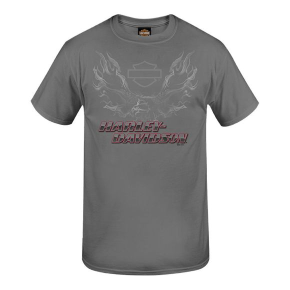 Picture of Men's West Coast Eagle Exhaust Tee