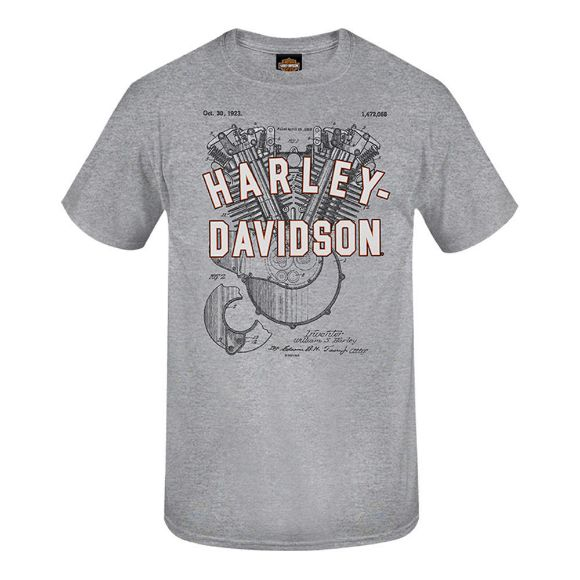 Picture of Men's West Coast Patents Tee