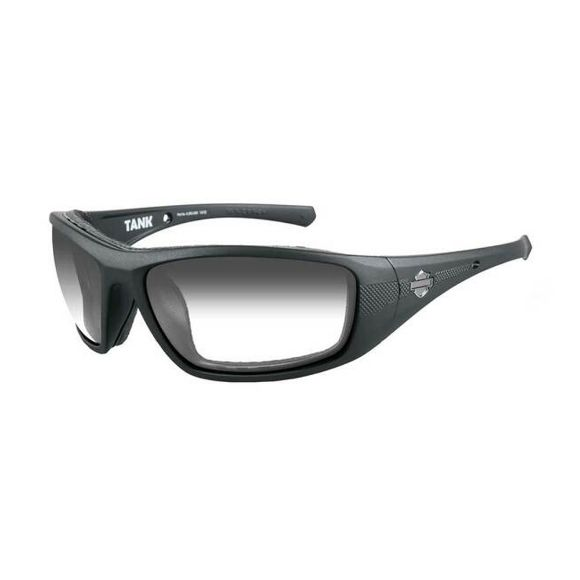 Picture of Wiley X Tank Sunglasses - Light Adjusting Smoke Grey