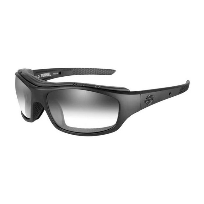 Picture of Wiley X Tunnel Sunglasses - Light Adjusting Gray Lens