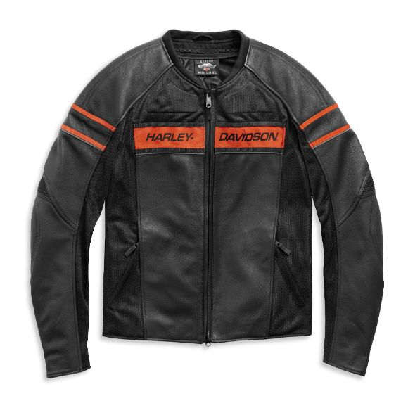 Picture of Men's Brawler Leather Jacket