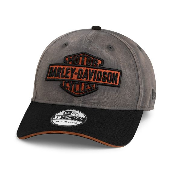 Picture of The Harley-Davidson Vintage Logo 39THIRTY Cap