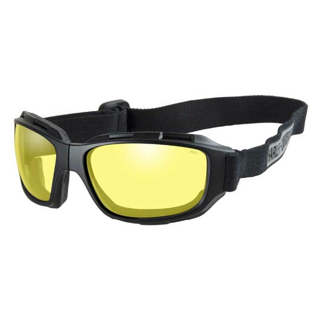 Picture of Wiley X Bend Yellow Lens Goggles