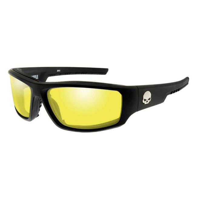 Picture of Wiley X Baffle Sunglasses - Yellow Lenses