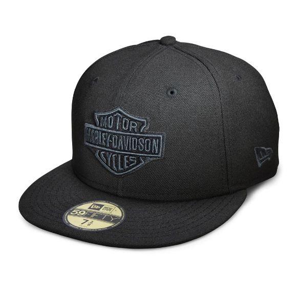Picture of Tonal Bar & Shield Logo 59FIFTY Cap