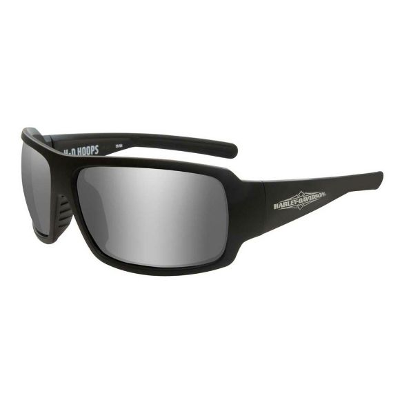 Picture of Hoops H-D Sunglasses - Gray Silver Flash Lenses