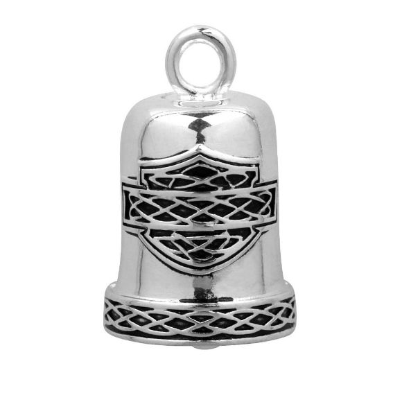 Picture of Celtic Bar & Shield Silver Ride Bell