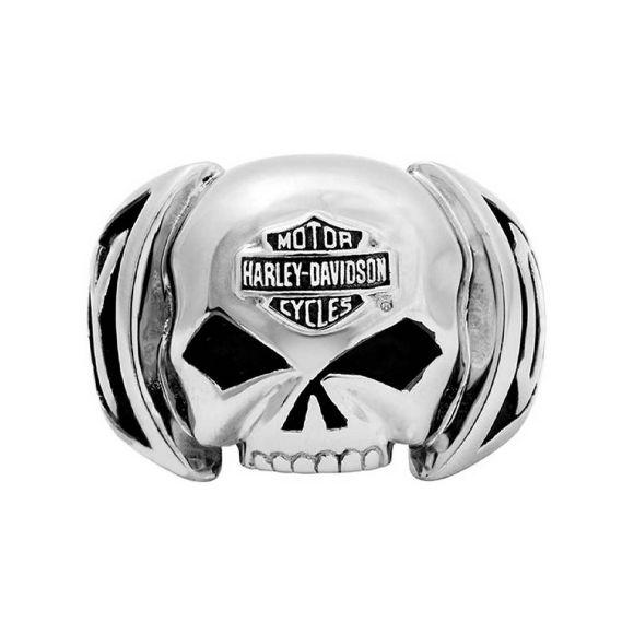 Picture of Men's Stainless Steel Skull Ring