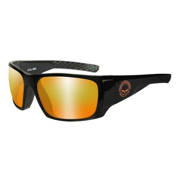 Picture of Wiley X Keys Sunglasses - Orange Mirror Lenses
