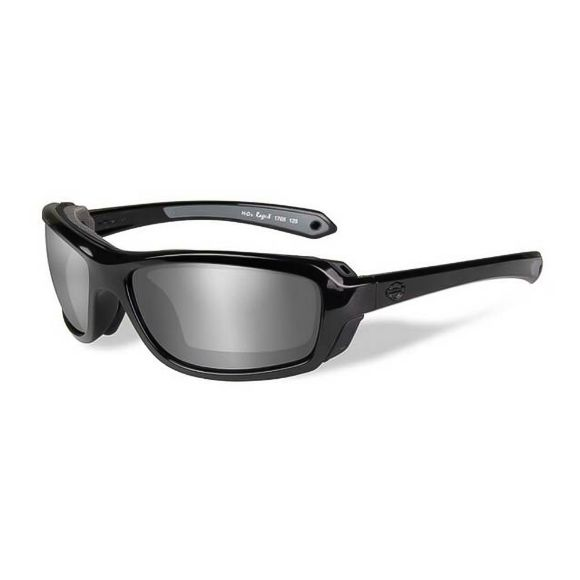 Picture of Wiley X Rage Sunglasses - Silver Flash Lenses