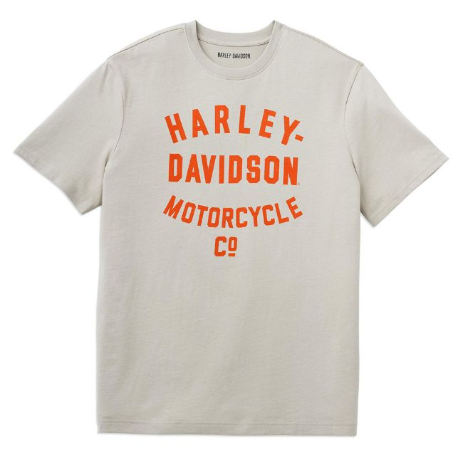 Picture of Men's Racer Font Motorcycle Co. Short Sleeve Graphic Tee