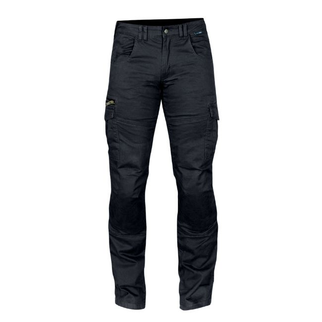 Picture of Men's Remy Cargo Jeans - Black