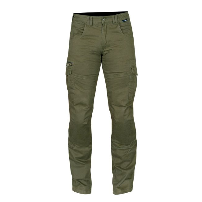 Picture of Men's Remy Cargo Jeans - Green