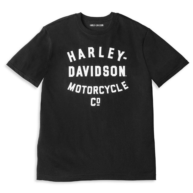 Picture of Men's Racer Font Motorcycle Co. Graphic Tee